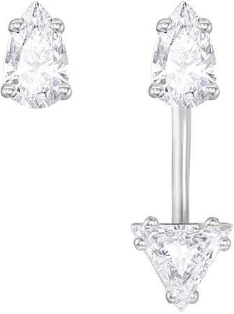 Swarovski Aszimmetrikus kristály fülbevaló 5274078