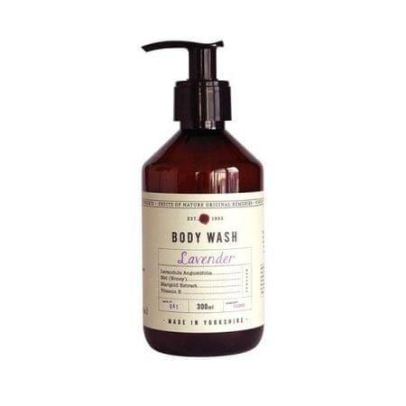 Fikkerts Hydratačný sprchovací gél Levanduľa ( Body Wash) 300 ml