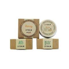 Fikkerts Hydratační balzám na rty s jemnou vůní máty Winter Green (Lip Balm) 15 ml