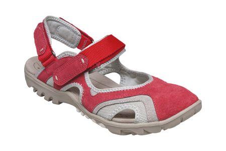 SANTÉ Zdravotná obuv dámska MDA / 156-13 Hibiscus (Veľkosť vel. 37)