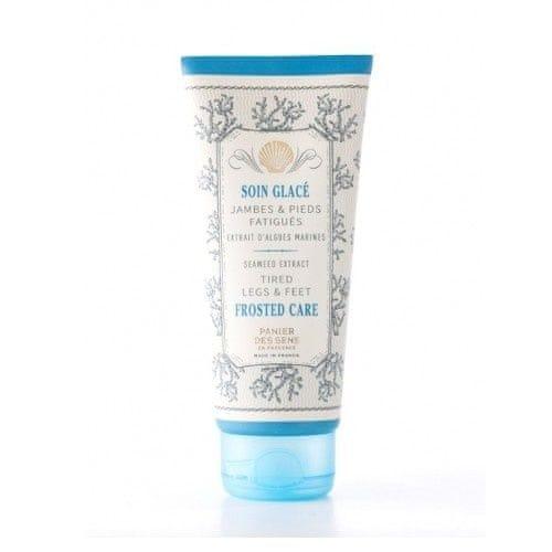Panier des Sens Chladivý gel na nohy s extraktem z mořských řas (Frosted Care) 100 ml