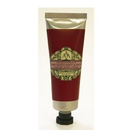 Somerset Toiletry Luxusní krém na ruce Pačuli, máta a šalvěj (Luxury Hand Cream) 60 ml