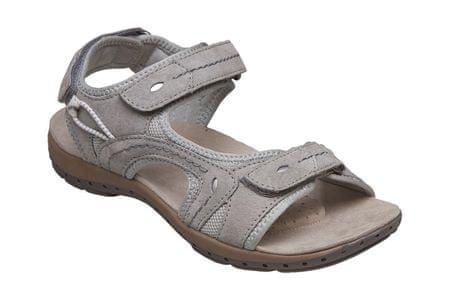 SANTÉ Zdravotní obuv dámská MDA/157-7 aluminium (Velikost vel. 41)