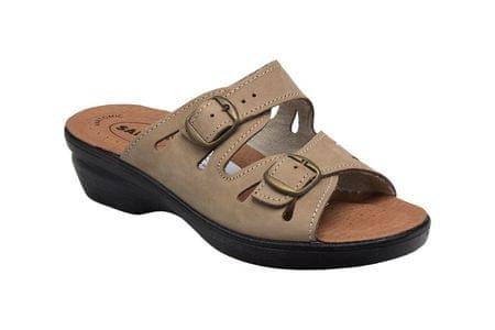 SANTÉ Zdravotná obuv dámska PO / 5146 taupe (Veľkosť vel. 38)