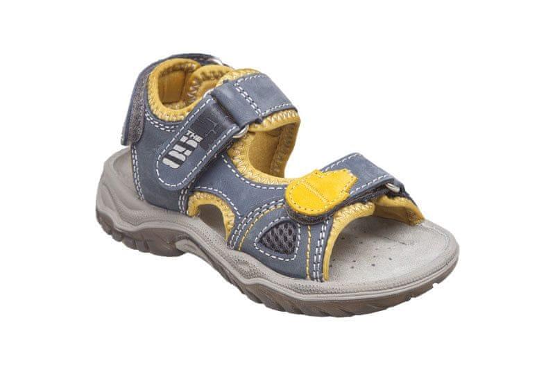 SANTÉ Zdravotní obuv dětská OR 20702 mostarda (Velikost vel. 31) b9fffa5920