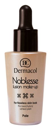 Dermacol Zmatňujúci make-up Noblesse (Fusion Make Up) 25 ml (Odtieň č.2 Nude)