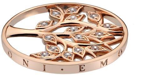 Hot Diamonds Přívěsek Emozioni Tree Of Life EC309-EC308 (Průměr 25 mm)