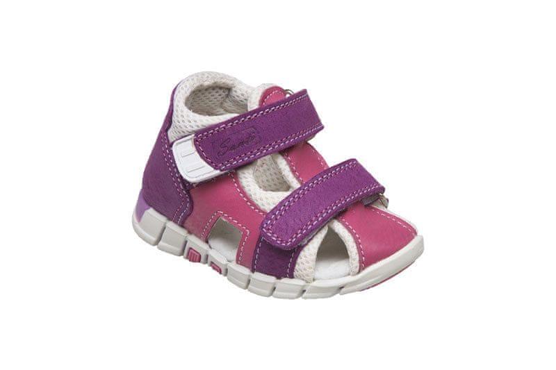 SANTÉ Zdravotní obuv dětská N 810 401 S75 S45 fialová (Velikost 97d4c325f49