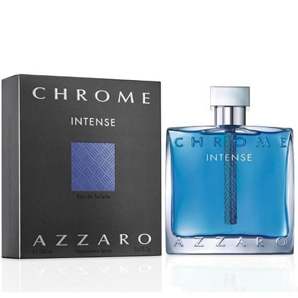 Azzaro Chrome Intense - EDT 100 ml pro muže