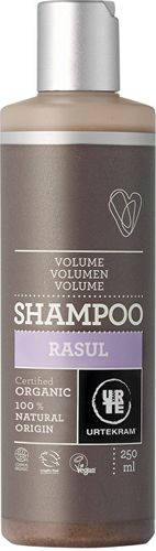 Urtekram Šampón rhassoul - na objem 250 ml BIO  6e3fd77ce18