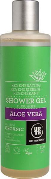 Urtekram Sprchový gel aloe vera 250 ml BIO