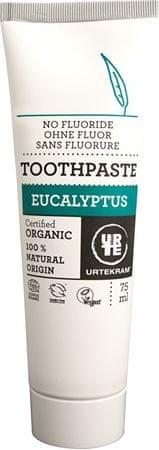 Urtekram Zubná pasta eukalyptus 75 ml BIO