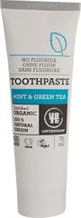 Urtekram Zubní pasta zelený čaj a máta 75 ml BIO