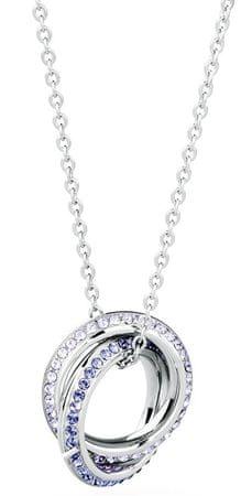 Brosway Oceľový náhrdelník Romeo & Juliet BRJ47