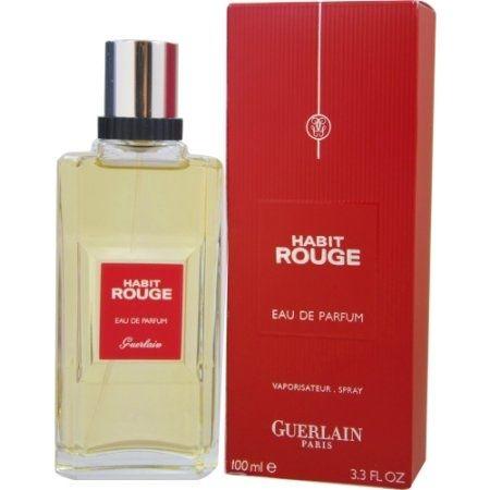 Guerlain Habit Rouge - EDP 100 ml