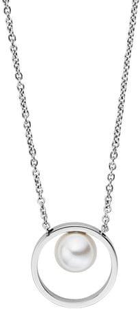 Skagen Dámsky oceľový náhrdelník SKJ0973040