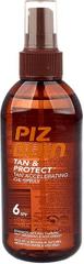 PizBuin Ochranný olej ve spreji urychlující proces opalování Tan & Protect SPF 6 (Tan Accelerating Oil Spray