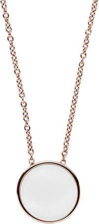 Skagen Dámský bronzový náhrdelník SKJ0949791