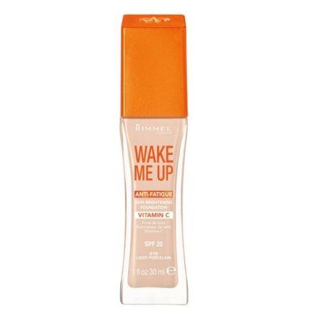 Rimmel Rozjaśnianie cieczy do makijażu Wake Me się SPF 20 (Foundation) 30 ml (cień 201 Classic Beige)