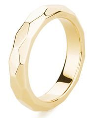 Brosway Odważny stalowy pierścień Tring BTGC119