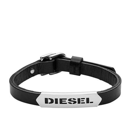 Diesel Férfi bőr karkötő DX0999040  e1734eb9b7