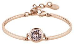 Brosway bransoleta ze stali Antique Rose Kryształ Chakra BHK84