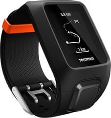 TomTom Adventurer Cardio+Music BLK