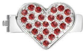 Morellato Serca z czerwonych kryształów bransoletki Sensazione SAJT06