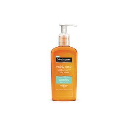 Neutrogena Przezroczysty żel oczyszczający widoczny Spot Proofing (Daily Wash) 200 ml