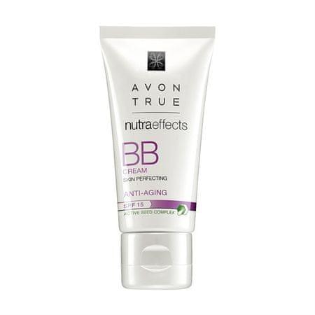 Avon Nutraeffects fiatalító hatású BB krém SPF 15(Skin Perfecting) 30 ml (árnyék Light)