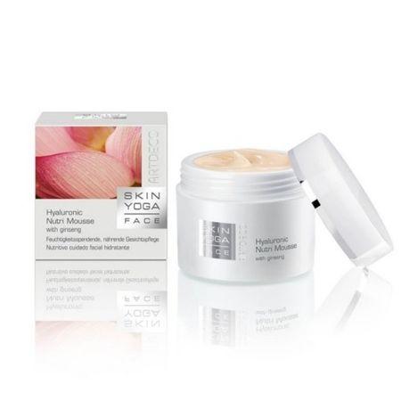 Artdeco Vyživující nadýchaná pleťová pěna s ženšenem Skin Yoga Face (Hyaluronic Nutri Mousse With Ginseng) 5