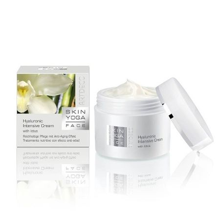 Art Deco Skin Yoga Face intenzív anti-age krém lótusz kivonattal(Hyaluronic Intensive Cream With Lotus) 50 m