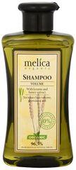Melica Šampon na vlasy Objem skeratinem a extraktem medu 300 ml