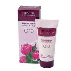 BioFresh Krém na ruce s koenzymem Q 10 a s růžovým olejem Regina Floris (Hand Cream) 50 ml