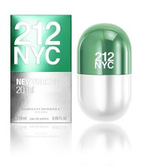 Carolina Herrera 212 New York Pills - woda toaletowa
