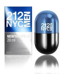 Carolina Herrera 212 New York Pills Men - woda toaletowa