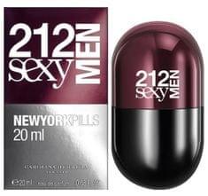 Carolina Herrera 212 Sexy Pills Men - woda toaletowa