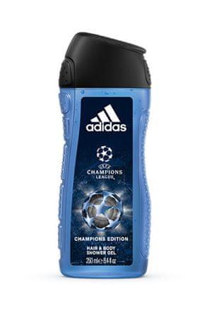 Adidas UEFA IV Champions - sprchový gel 250 ml