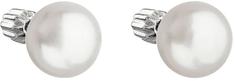 Evolution Group Perlové náušnice ze stříbra Pavona 21004.1 stříbro 925/1000