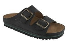 Scholl Zdravotní obuv AIR BAG Nublined-U - černá