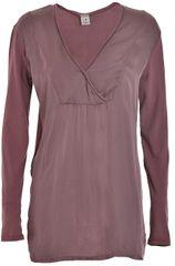 Deha Női póló Hosszú ujjú póló D63630 Rose Gray