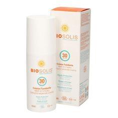 Biosolis Rychle se vstřebávající krém na obličej a tělo SPF 30 (Melt-In Sun Cream) 100 ml
