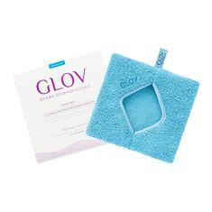 GLOV Odličovací rukavice (Hydro Demaquillage Comfort) Bouncy Blue 1 ks
