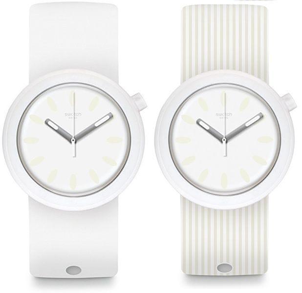 Swatch Oboustranné hodinky Popure PNW105 e0d104435cd
