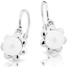 Cutie Jewellery Dětské náušnice C2399-10-C4-S-2 stříbro 925/1000