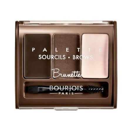 Bourjois Paletka na úpravu obočí (Brow Palette) 4,5 g (Odstín 001 Blonde)