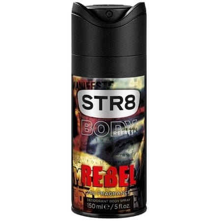 STR8 Rebel - dezodor  150 ml