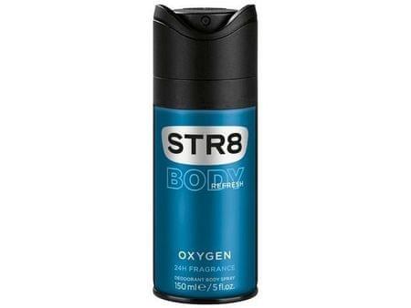 STR8 Oxygen - dezodor 150 ml