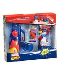 EP LINE Spiderman - EDT 75 ml + tusfürdő gél 150 ml + vízipisztoly