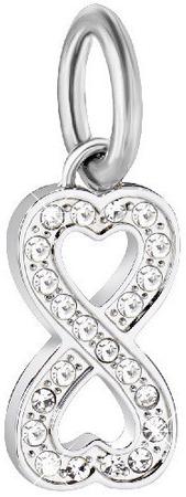 Morellato Drops Infinity Love nemesacél medál SCZ912